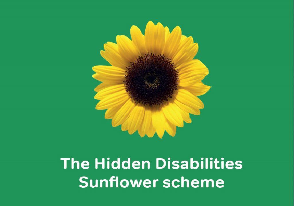 برنامج عباد الشمس للإعاقات المخفية